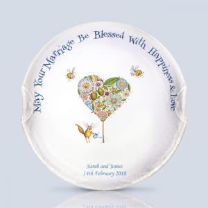 Growing Love Serving Plate