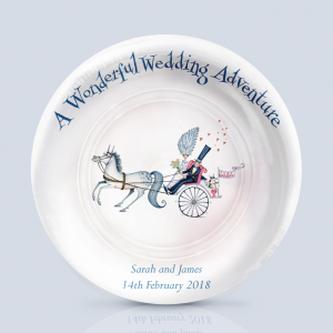 Wedding Carriage Charger