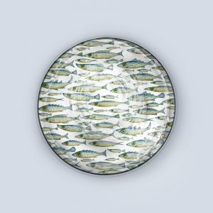 Fish Pattern Coaster