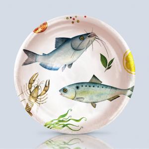 Multi Freshwater Fish Dish