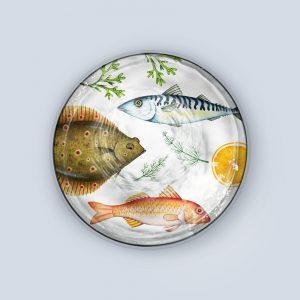 Multi Sea Fish Coaster