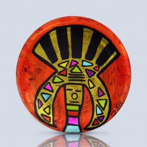 Product; Charger Plate. Name; Sira El Dorado C1. By; Nora Angarita