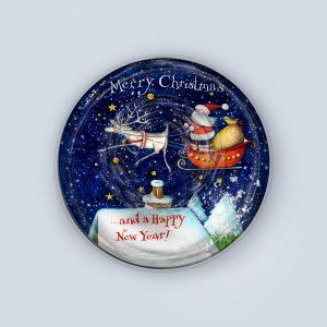 Santa's Coming Coaster