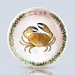Solo Crab Dish