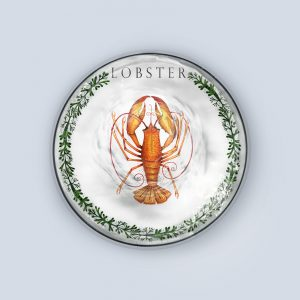 Solo Lobster Coaster