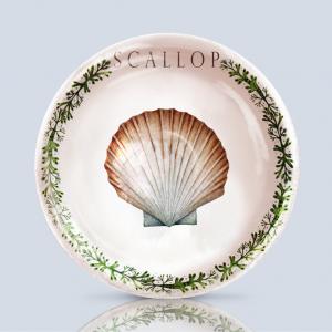 Solo Scallop Dish