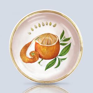 Something Fruity (Orange) Dish