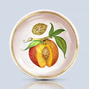 Something Fruity (Peach) Dish