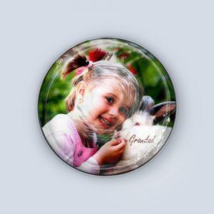 personalised coaster
